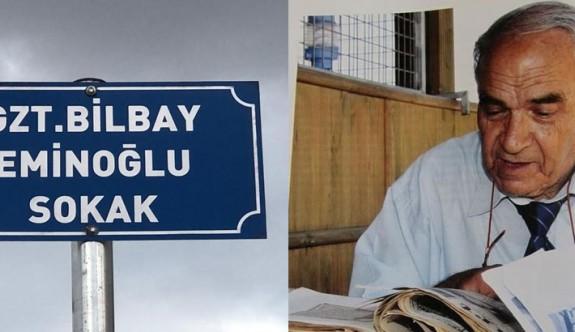 Bilbay Eminoğlu, Hamitköy'de yaşatılacak