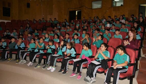 Çocuklar LBO ile orkestrayı tanıyor