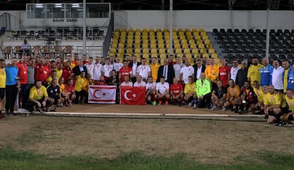 Cumhuriyet Kupası gollü tamamlandı
