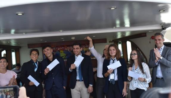 DAÜ Turizm Fakültesi'nden uluslararası yarışmalarda altın madalya