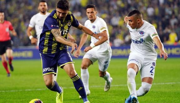 Fenerbahçe Kadıköy'de moral buldu