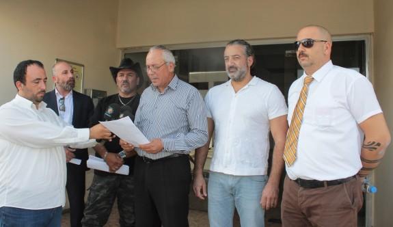 Güzelyurt Belediyesi'nde 'tek adamlılık' iddiası