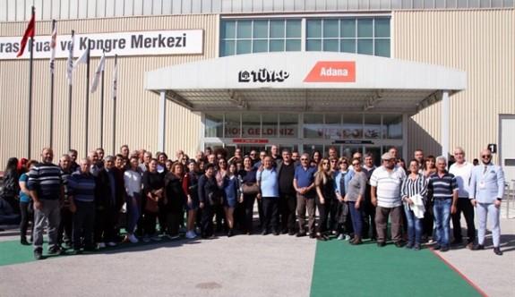 Hayvan Üreticileri Birliği Adana'da