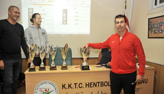 Hentbolda Derviş Mişon Kupası heyecanı