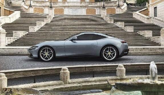 İşte Ferrari'nin en yeni modeli!