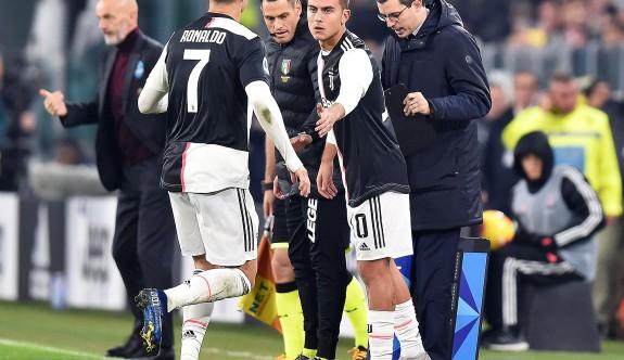 Juventus'ta Ronaldo krizi