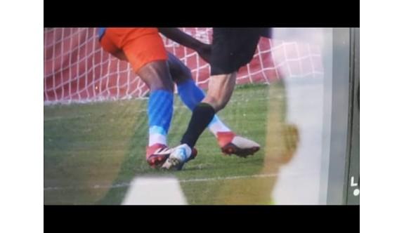 Kaymaklı'dan penaltı itirazı