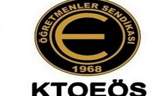 """KTOEÖS'ten Eğitim Bakanlığı'na """"ikiyüzlülükle"""" suçlaması"""