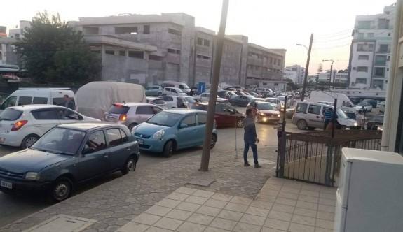 Lefkoşa'da Pazar yeri işkencesi