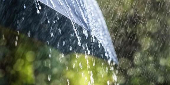 Meteoroloji uyardı; Yağmur geliyor