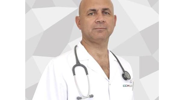 Okan Dağlı, GESİ'ye üye ilk Kıbrıslı Türk doktor