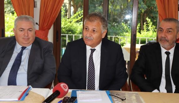 Sağlık Bakanlığı ile Pembe Köşk Psikiyatri Hastanesi arasında protokol imzalandı.