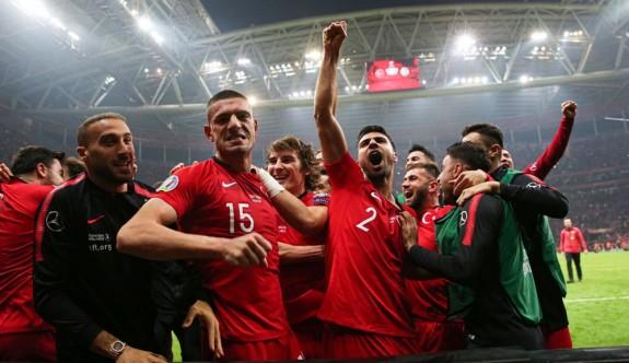 Türkiye EURO 2020'yi garantiledi