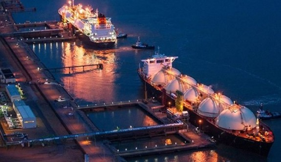 Vasiliko'daki LNG terminali inşaatı için Londra'da temaslar yapılıyor