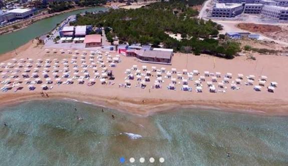 Bafra Halk Plajı yeniden Belediye tarafından işletilecek