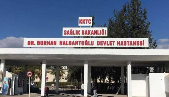 Dr. Burhan Nalbantoğlu Devlet Hastanesi'nden skandal uygulama