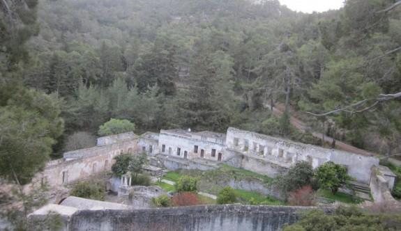 Ermeni manastırına 400 bin Euro'luk restorasyon