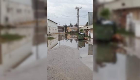 Gazimağusa Organize Sanayi Bölgesi'nin asfaltlanması ihale süreci kurbanı