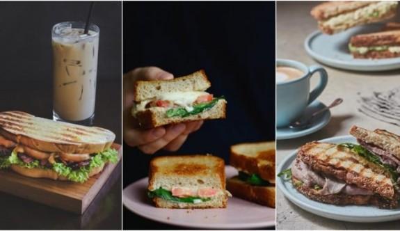 Hızlı ve Lezzetli Bir Öğün İsteyenlere Birbirinden Pratik Tost ve Sandviç Tarifleri