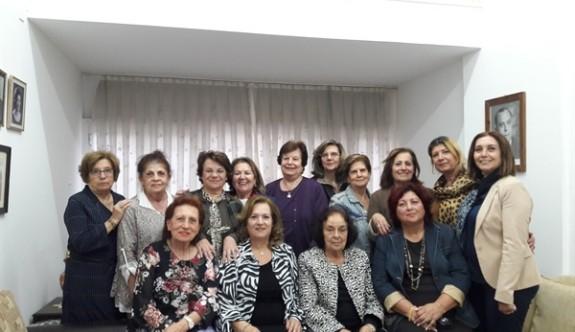 Kadınlar Birliği başkanlığına Gülten Feridun getirildi