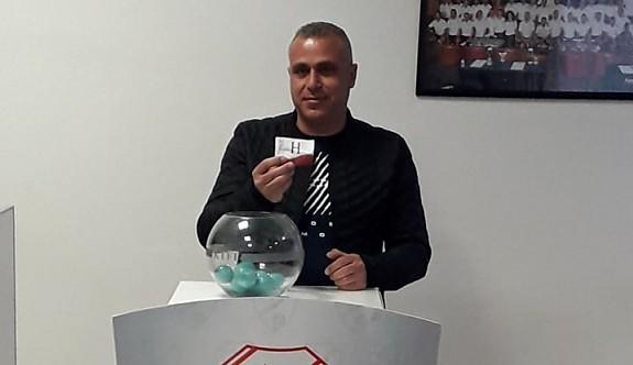 Nicosia Group Kıbrıs Kupası ilk tur kuraları çekildi