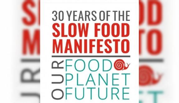 Slow Food felsefesi 30 yaşında