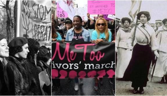 Tarihte İz Bırakan Kadın Hakları Mücadeleleri