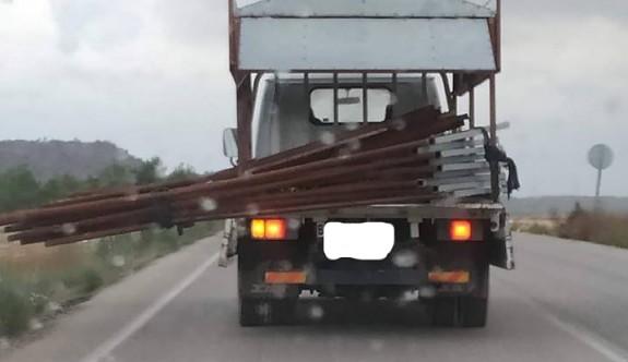 Trafikte sorumsuzca hareket edilmemeli