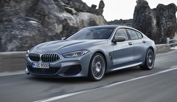 Yeni BMW 1 Serisi ve BMW 8 Serisi'ne Altın Direksiyon ödülü