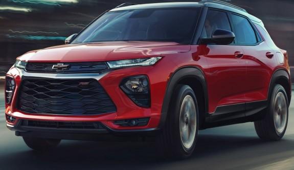 Yeni Chevrolet Trailblazer görücüye çıktı