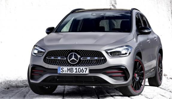 Yeni Mercedes-Benz GLA'nın ikinci nesli görücüye çıktı
