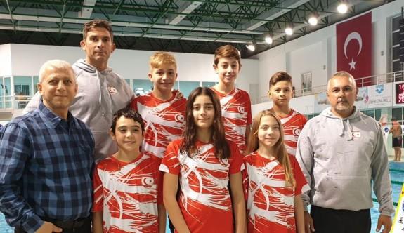 Yüzücülerimiz, Türkiye gelişim projesine dahil edildiler