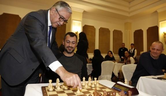 2020 Cumhurbaşkanlığı Kupası Satranç Şampiyonası başladı