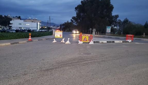 Bu yol 2 hafta trafiğe kapatıldı
