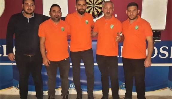 Darts Birinci Ligi'nde heyecan artıyor