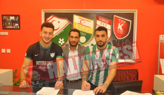 Dörtyol'un transferleri Aliağaspor'dan