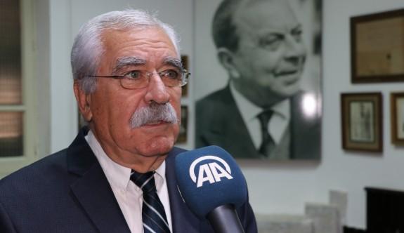 Dr. Küçük, Kıbrıs Türkü'nün özgürlük mücadelesini başlatan kişidir