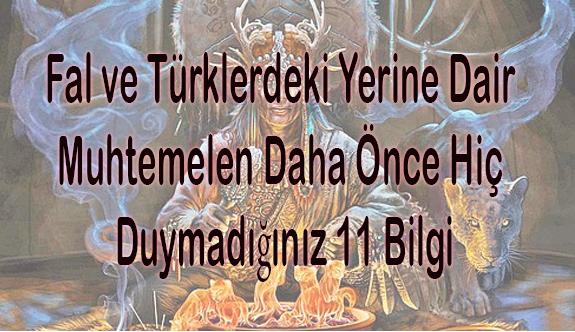 Falın Türklerdeki Yeri