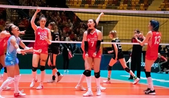 Filenin Sultanları Olimpiyat Oyunları'nda