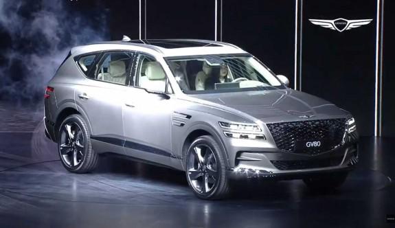 Genesis, SUV ailesini genişletecek