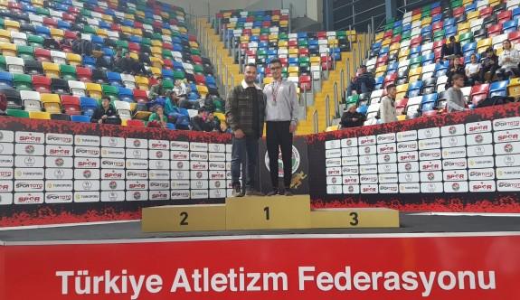 Gülerler, Türkiye şampiyonu oldu