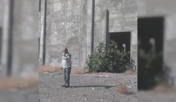 Güzelyurt Hastanesi inşaatı fuhuş ve uyuşturucu yuvası oldu