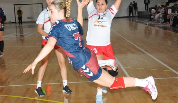 Hentbol KTSYD Kupası'nda  UKÜ-Esentepe finali