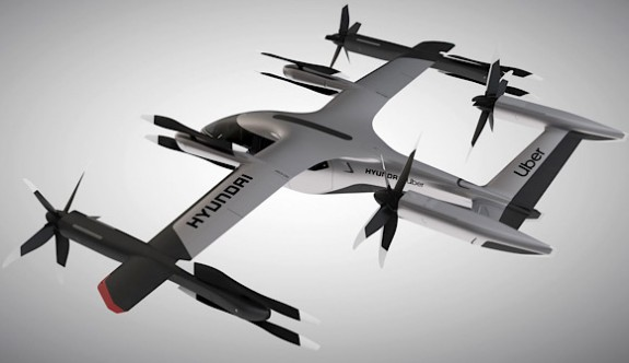 Hyundai uçmaya başlayacak