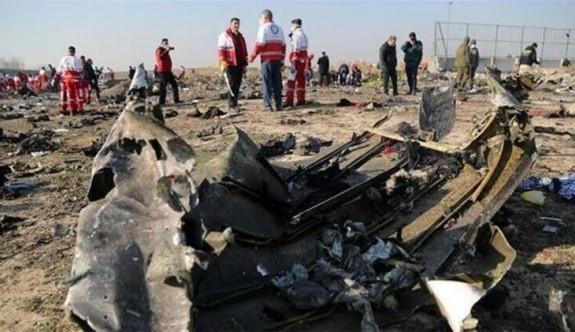 İran açıkladı: Uçak insan hatasıyla vuruldu