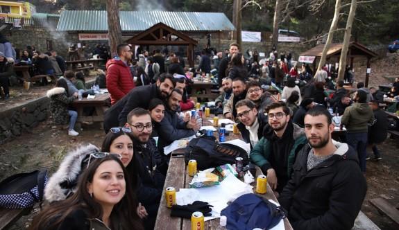 Kıbrıslı gençlerden barış çağrısı