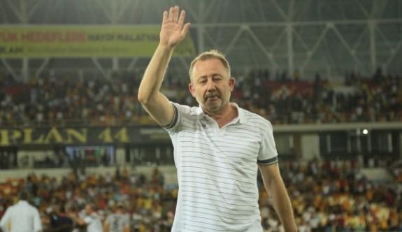 Malatyaspor'da Sergen Yalçın'la yollar ayrıldı