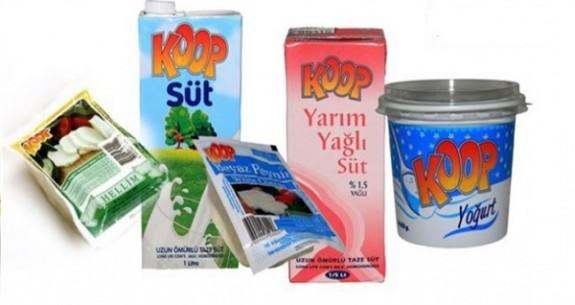 Süt ve süt ürünlerine zam