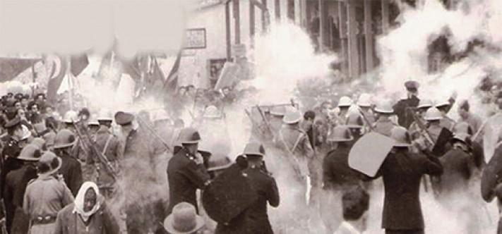 Tarihi direnişin 62'nci yılı