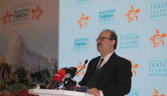 """""""Turizm geliri 912 milyon dolara çıktı"""""""